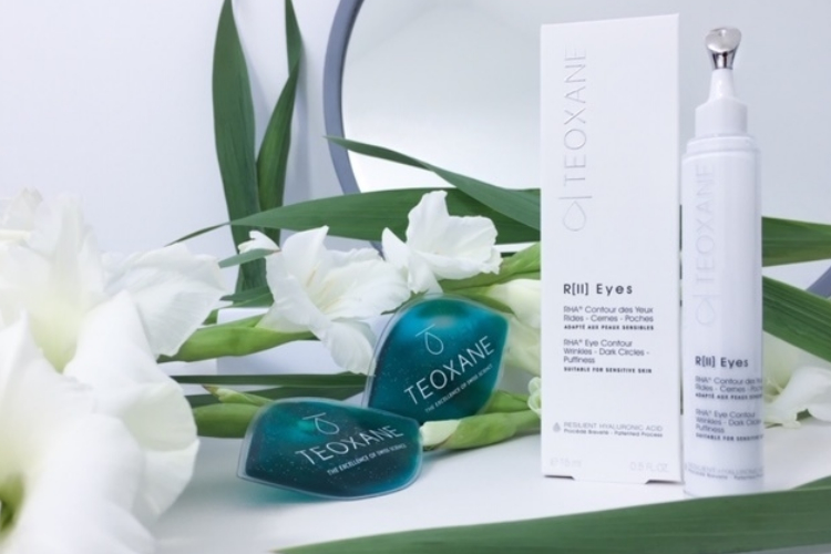 Teoxane RII Eyes Dr Louise Pierre Aesthetics Specialist In Cosmetic Treatments